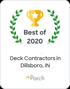 Best Deck Contractors in Dillsboro, IN