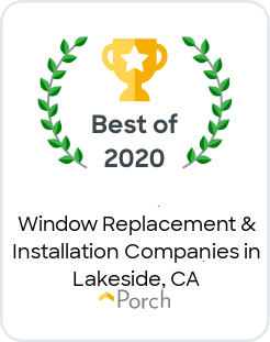 Best Window Replacement & Installation Companies in Lakeside, CA