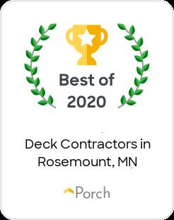 Best Deck Contractors in Rosemount, MN