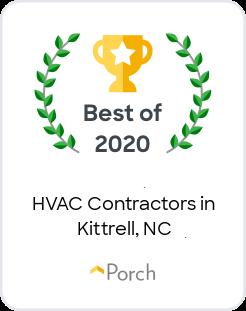Best HVAC Contractors in Kittrell, NC
