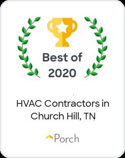 Best HVAC Contractors in Church Hill, TN
