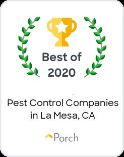 Best Pest Control Companies in La Mesa, CA