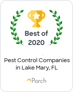 Best Pest Control Companies in Lake Mary, FL