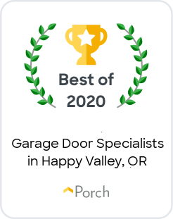 Best Garage Door Specialists in Happy Valley, OR