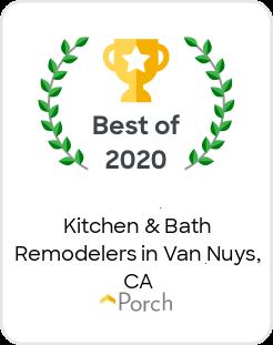 Best Kitchen & Bath Remodelers in Van Nuys, CA