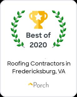 Best Roofing Contractors in Fredericksburg, VA