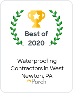 Best Waterproofing Contractors in West Newton, PA
